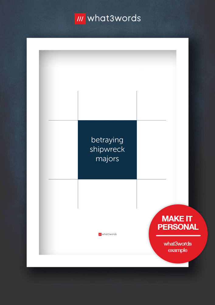 what3words example 1